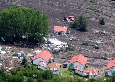 Encuentran cuerpo de víctima número 21 de la tragedia — Villa Santa Lucía