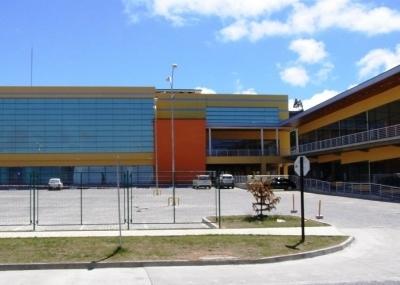 Puerto montt se prepara para el mundial sub19 con recinto for Gimnasio arena