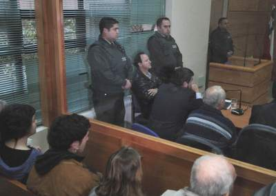 Absuelven a Jaime Anguita de parricidio por falta de pruebas — Caso Haeger