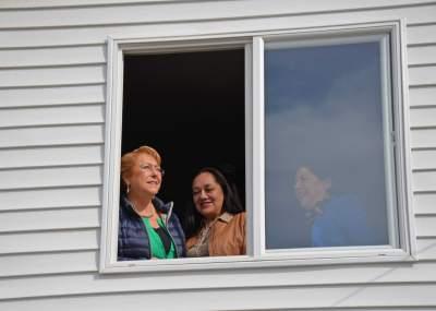 Ángela Jeria llama a votar por Guillier: Él profundizará reformas de Bachelet