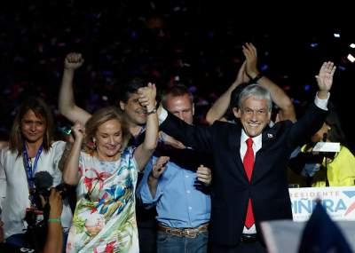 Ricardo Lagos visita a Sebastián Piñera en Las Condes