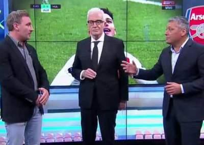Pedro Carcuro sufrió trombosis previo a duelo entre Alemania y Chile