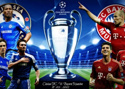 Ver Final Champions League 2012 En Vivo Online Bayern Munich vs