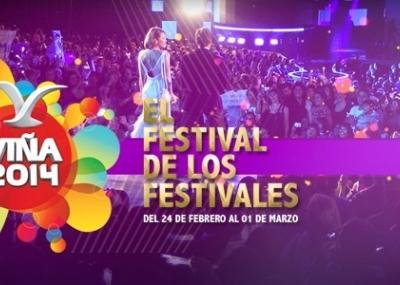 9d7c9c7fb31 Festival de Viña 2014: Conozca todos los artistas confirmados hasta ahora